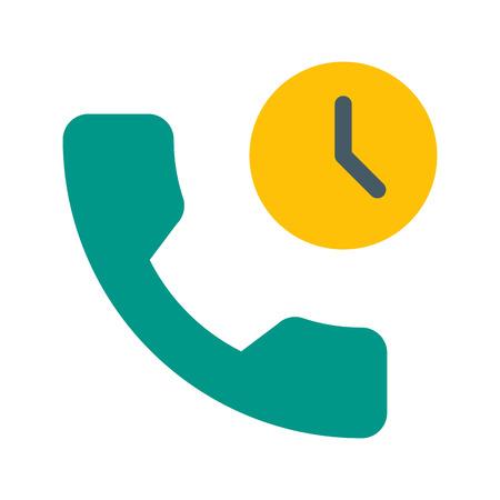 Appel retardé ou programmé