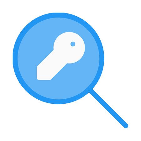 Search Pass key Archivio Fotografico - 126400897