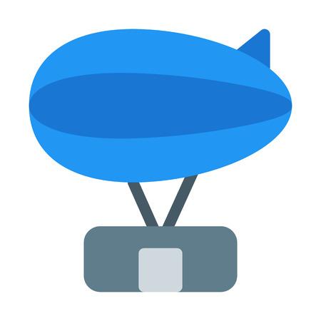 Airship or Blimp