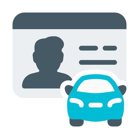 Driver License Male Stok Fotoğraf - 114828005