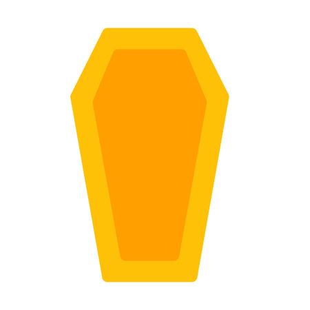 coffin Standard-Bild - 126401352