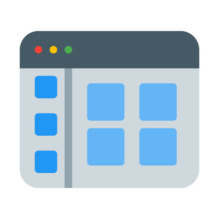 Grid View Layout