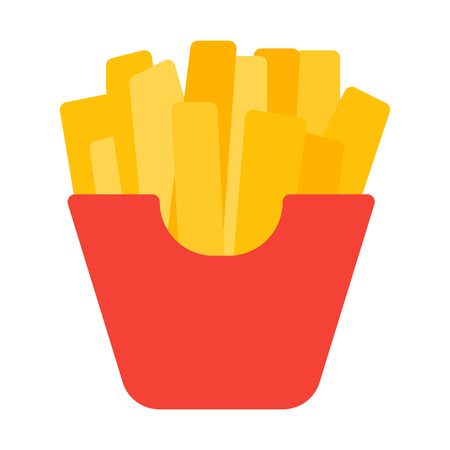 French Fries Served
