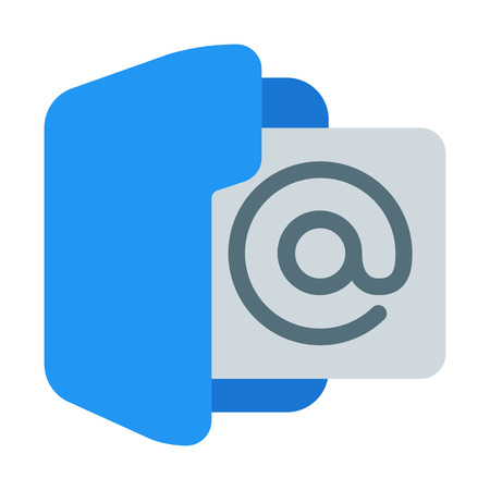Email or Contacts Folder