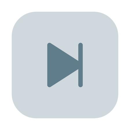 Next Track Button Illustration
