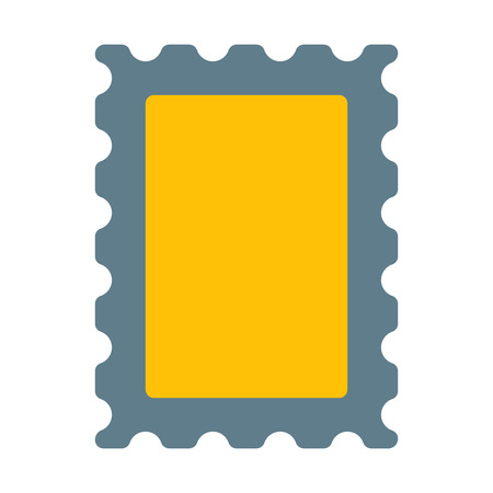Mail or Letter Stamp Фото со стока - 126403700