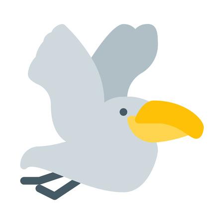 Pelican Tropical Bird Banco de Imagens - 126403789