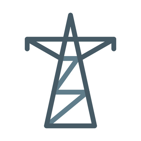 High Tension Transmission Tower