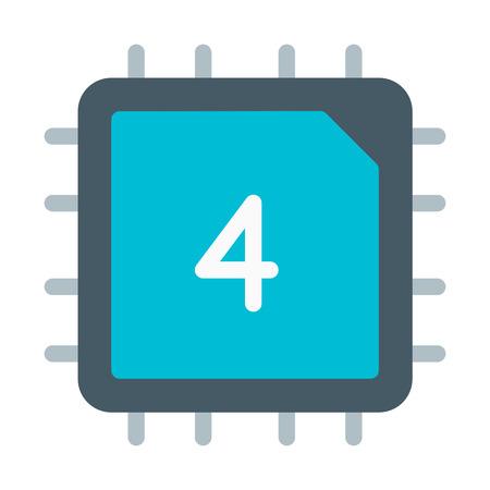 Four Bit Computing