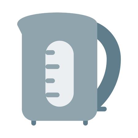 electrical tea kettle 写真素材 - 126404612