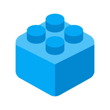 Kids Puzzle Toy  イラスト・ベクター素材