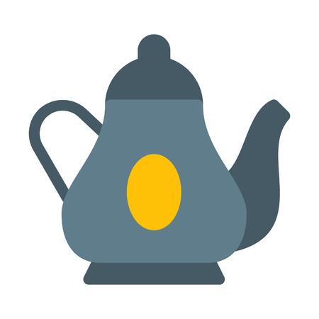 Vinage Teapot With Cap