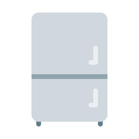 fridge household appliance Banco de Imagens - 126407306