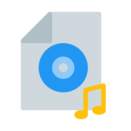 Disc Audio File Format