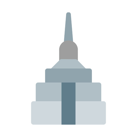 Empire State Building Stock Vector - 126407526