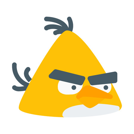 Angry Birds Character Illustration
