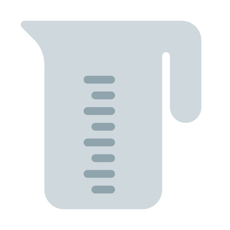 measuring cup or jug