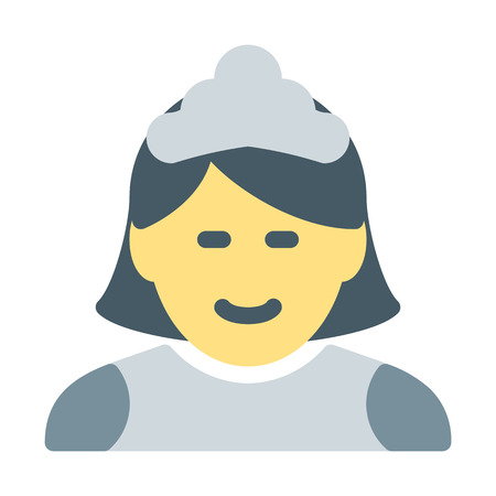 Female Servant Maid