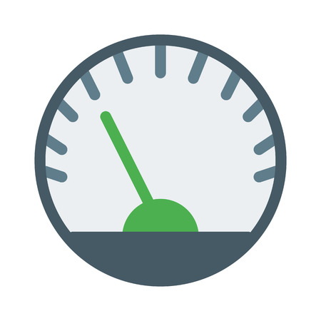 Dashboard Speed Meter