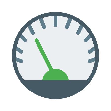 Dashboard Speed Meter 写真素材 - 114725022
