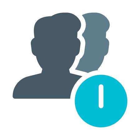 Invalid Users Illustration