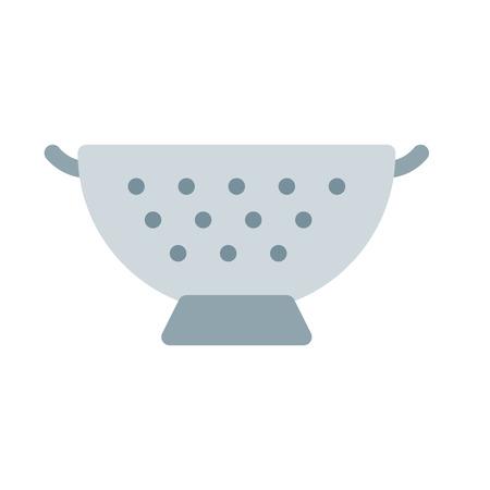 sieve kitchenware utencil 일러스트