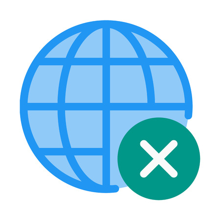 Global Network Disconnected