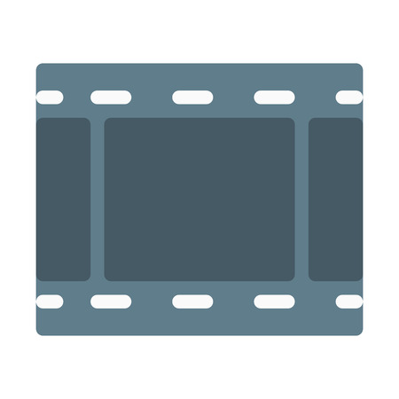 Film Reel Stripe