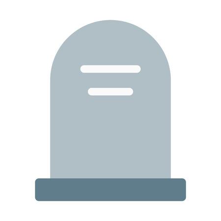 cemetery Stock Illustratie