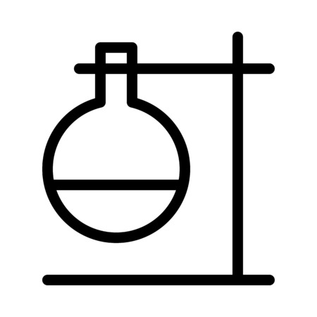 Flask Holder Apparatus Çizim