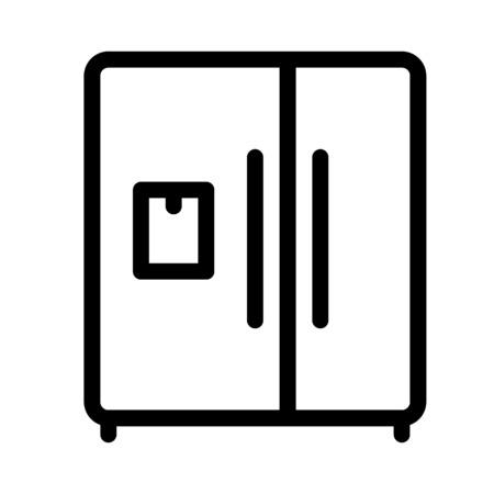 refrigerator Banco de Imagens - 126273419
