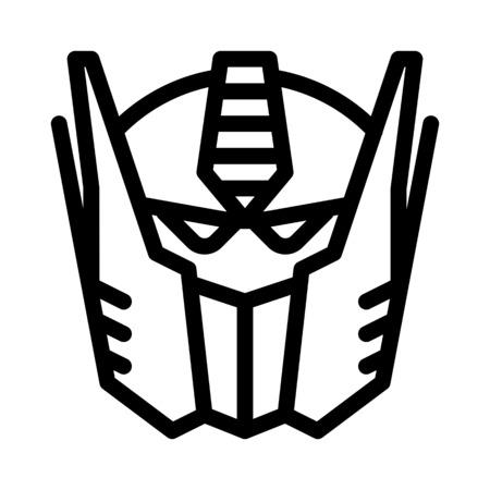 optimus prime  イラスト・ベクター素材