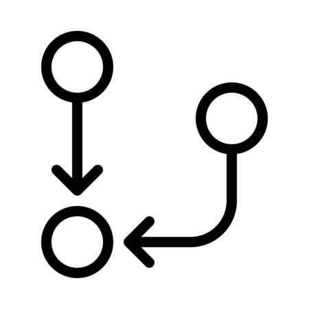 Inverted Circle Process