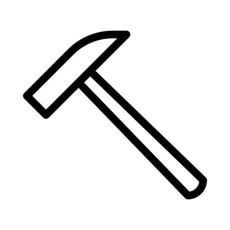 Industry Repair Hammer Illustration