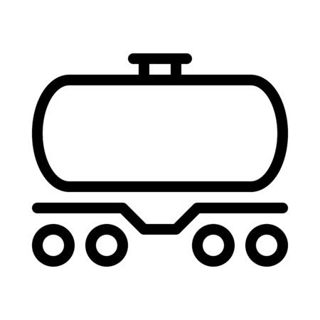 Tank car - wagon