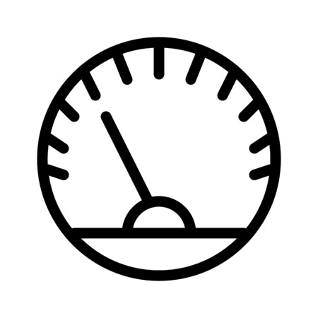 Dashboard Speed Meter 写真素材 - 126278175