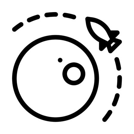 Rocket Planet Orbit