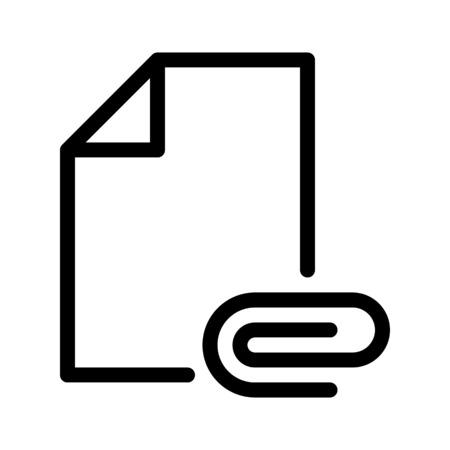Document File Attachment