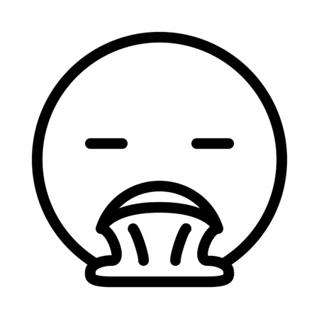 Vomiting Face Emoji