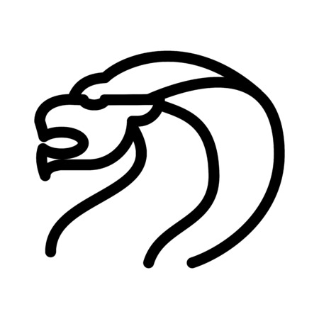 Leo Zodic Symbol