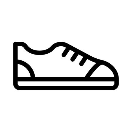 Fitness Sport Shoe Stok Fotoğraf - 126278721