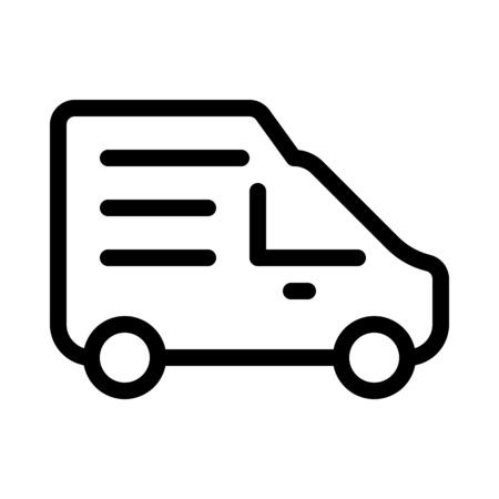 Mini Transportation Truck Çizim