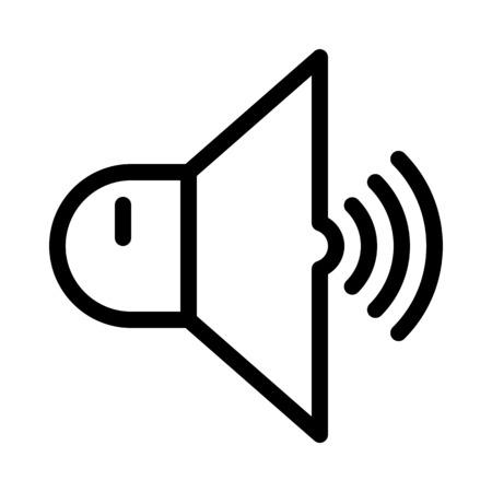 High Speaker Volume