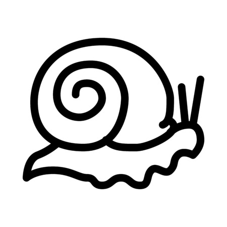 Gastropods Shelled Snail