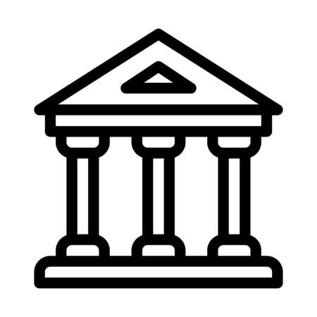 City Bank Building 向量圖像
