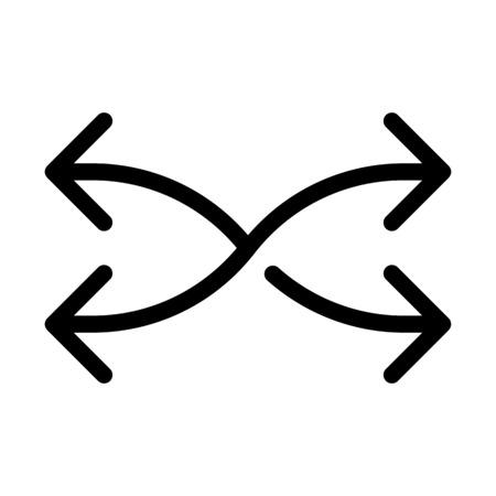 Shuffle Arrows, Random