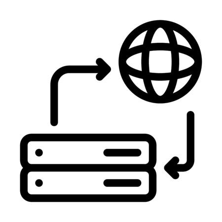 Global Server Sync Illustration