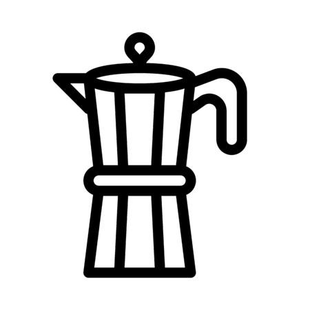 coffeemaker Ilustração