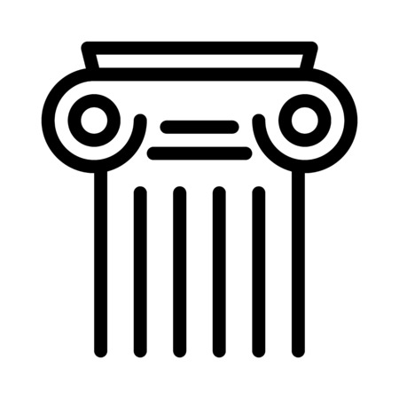 pillar Illustration