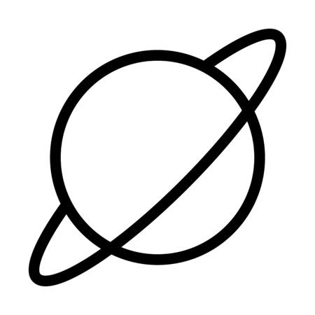 Planet Saturn Solar system
